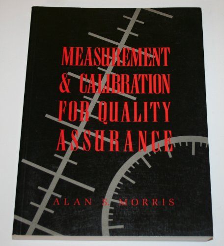 9780135676523: Measurement and Calibration for Quality Assurance