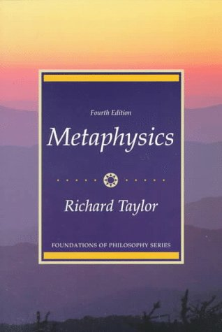 9780135678190: Metaphysics, 4th Edition