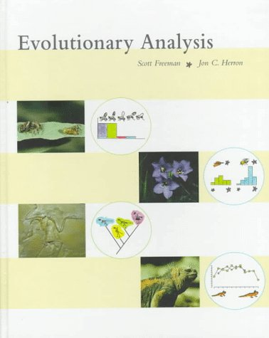 9780135680230: Evolutionary Analysis