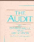 9780135680490: The Audit: Its Environment and Applications
