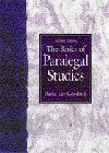 9780135681893: The Basics of Paralegal Studies