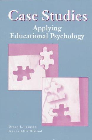 9780135691205: Case Studies: Applying Educational Psychology