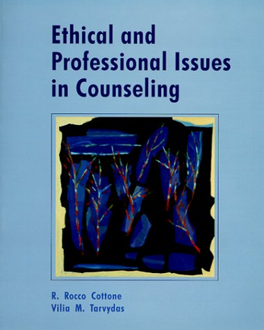 9780135691380: Ethical and Professional Issues in Counseling