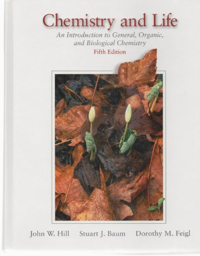 9780135692943: Chemistry and Life: An Introduction to General, Organic, and Biological Chemistry