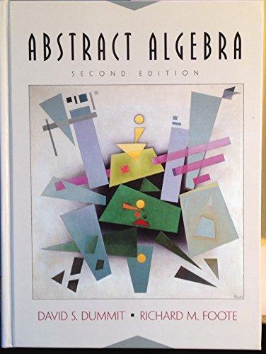 9780135693025: Abstract Algebra