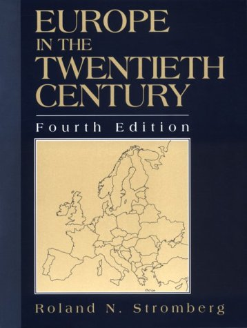 9780135693445: Europe in the Twentieth Century (4th Edition)