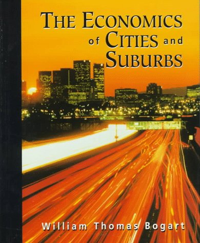 9780135699713: The Economics of Cities and Suburbs