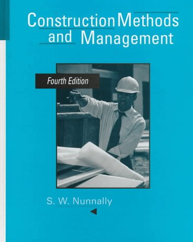 9780135703670: Construction Methods and Management