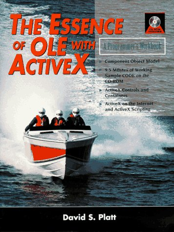 9780135708620: Essence of OLE With Active X, The: A Programmer's Workbook
