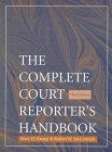 9780135713655: The Complete Court Reporter's Handbook (3rd Edition)