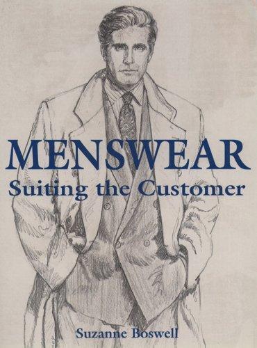 9780135714232: Menswear: Suiting the Customer