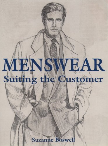 9780135714232: Menswear: Suiting The Customer