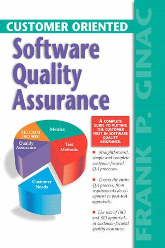 9780135714645: Customer Oriented Software Quality Assurance