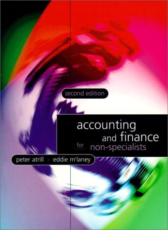 9780135717462: Accounting and Finance for Non-specialists