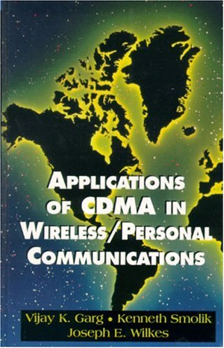 Applications Of CDMA In Wireless/Personal Communications (Feher/Prentice: Garg, Vijay K.,
