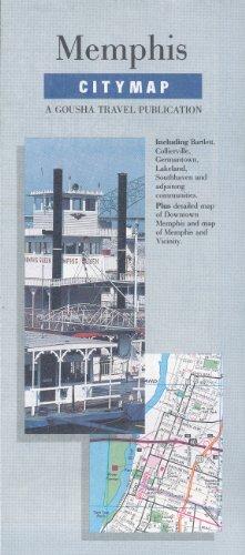 9780135728925: Memphis (City Map) (A Gousha travel publication)