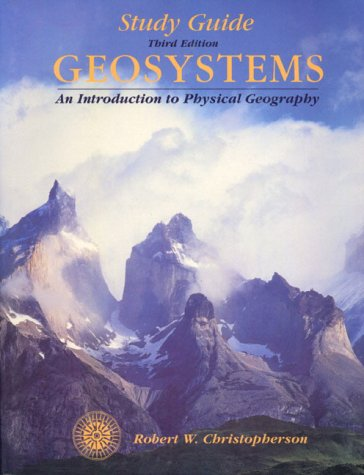 9780135730805: Geosystems (Study Guide)