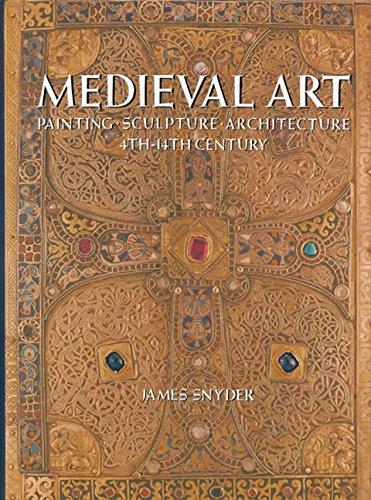 9780135734940: Medieval Art: Painting Sculpture, Architecture 4th thru 14th Century