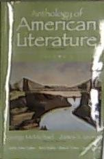 9780135739730: Anthology of American Literature