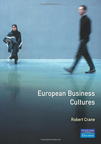 9780135745595: European Business Culture: A Social and Economic Perspective