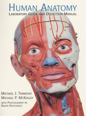 9780135752678: Human Anatomy Laboratory Guide and Dissection Manual