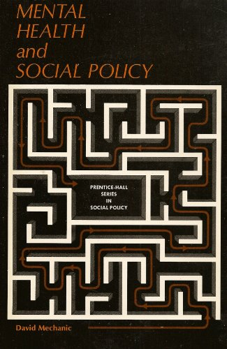 9780135760093: Mental Health and Social Policy (Prentice-Hall series in social policy)