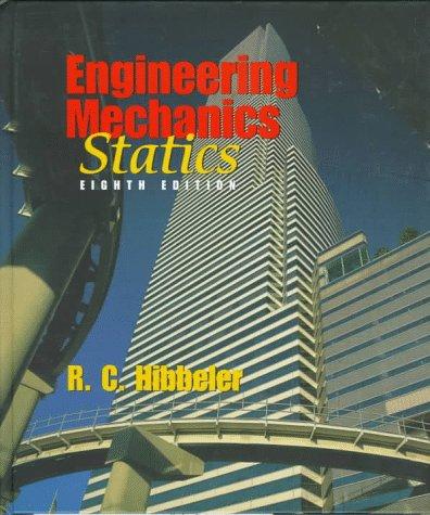 9780135770320: Engineering Mechanics: Statics (8th Edition)