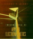 9780135773888: Fundamentals of Applied Electromagnetics