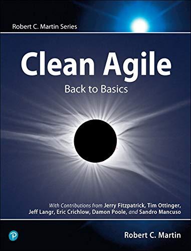9780135781869: Clean Agile: Back to Basics