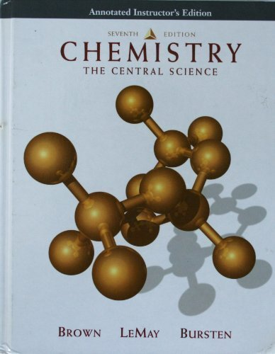 9780135783450: Chemistry: The Central Science : Annotated Instructor's Edition