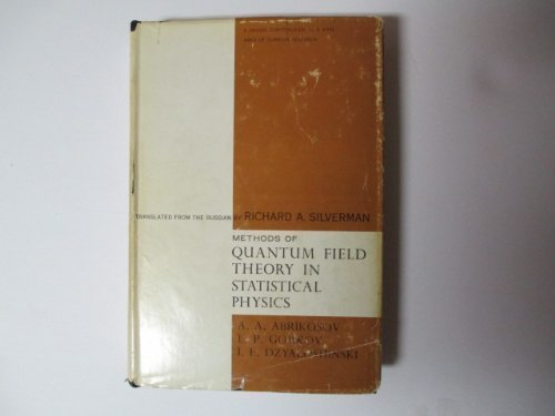 9780135785591: Methods of Quantum Field Theory in Statistical Physics