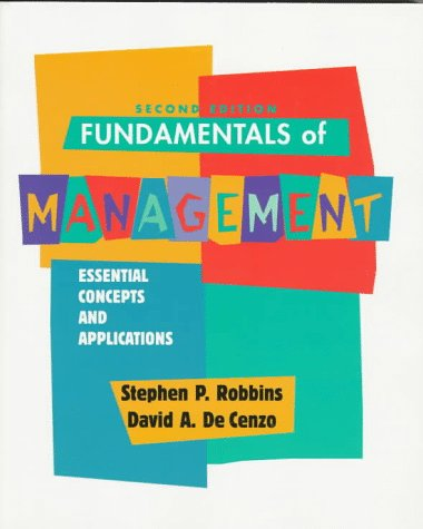 9780135786000: Fundamentals of Management: Essential Concepts and Applications