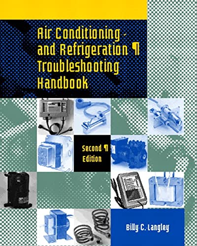 9780135787410: Air Conditioning and Refrigeration Troubleshooting Handbook (2nd Edition)