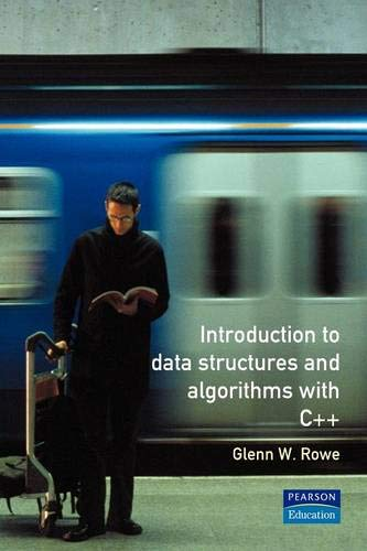 9780135791783: Introduction to Data Structures and Algorithms With C++