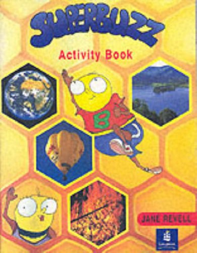 9780135791868: Superbuzz: Activity Book Level 4