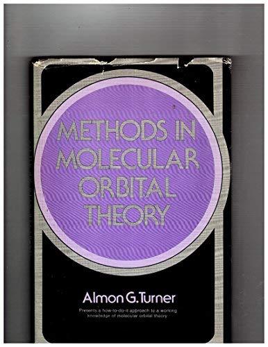 9780135793831: Methods in Molecular Orbital Theory