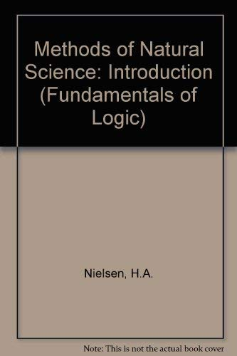 9780135794333: Methods of Natural Science: An Introduction.