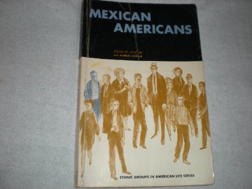 9780135794906: Mexican Americans (Ethnic Groups in American Life)