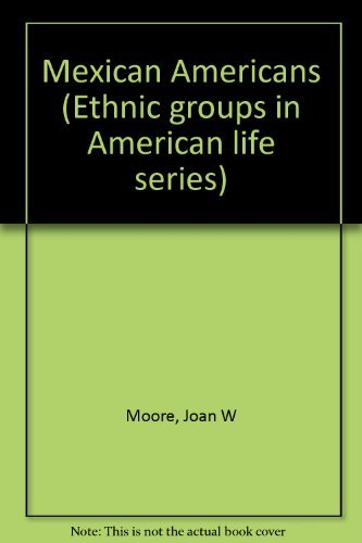 9780135795163: Mexican Americans (Ethnic groups in American life series)