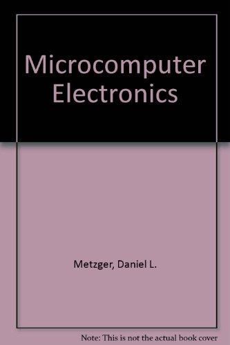 9780135801437: Microcomputer Electronics