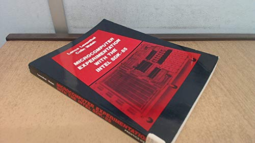 Microcomputer Experimentation With the Intel Sdk-85: Lance A. Leventhal