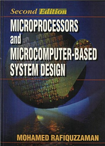 9780135813225: Microprocessors and microcomputers: Hardware and software