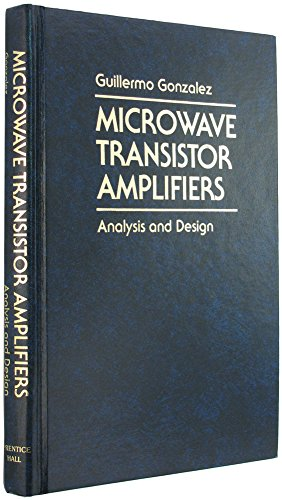 9780135816462: Microwave Transistor Amplifiers: Analysis and Design