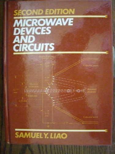 9780135816950: Microwave Devices and Circuits