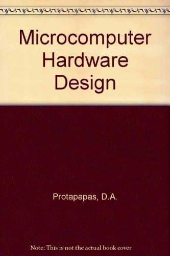 9780135818695: Microcomputer Hardware Design