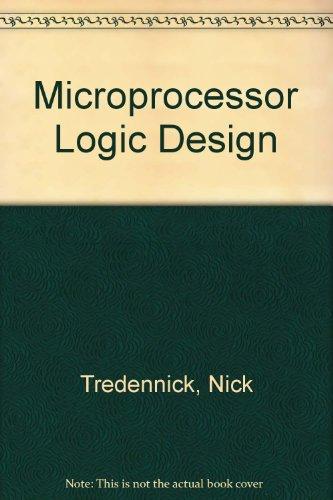 9780135822975: Microprocessor Logic Design