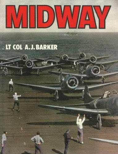 Midway (Reward Book): Barker, Arthur James