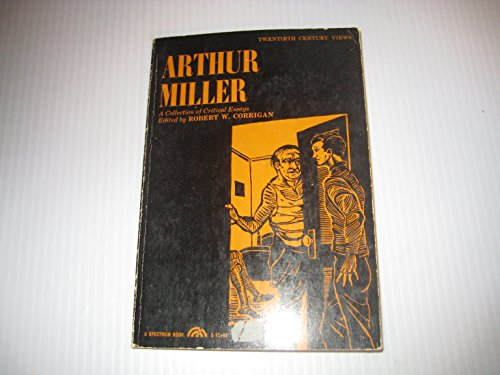 9780135829738: Arthur Miller: A Collection of Critical Essays (20th Century Views)