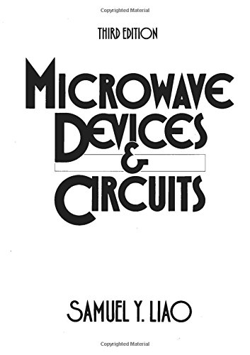 9780135832042: Microwave Devices and Circuits (3rd Edition)