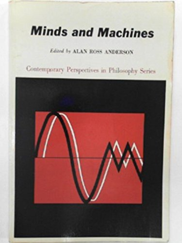 9780135833933: Minds and Machines (Contemporary Perspectives in Philosophy)